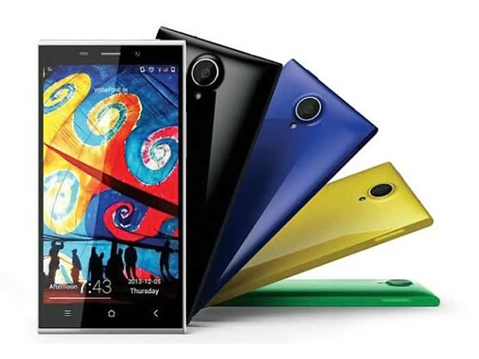 Gionee Elife E8 colores