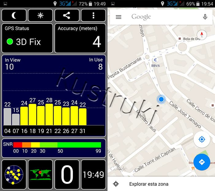 uleFone Be Pure GPS