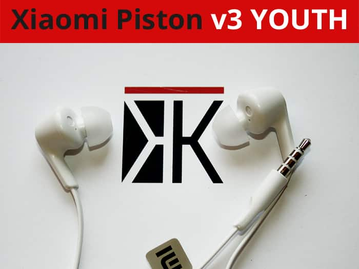 Xiaomi Piston 3 Youth Portada