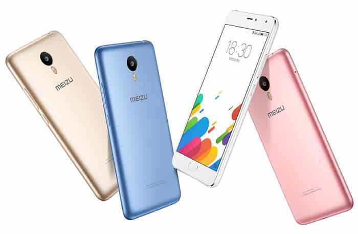 Meizu Blue Charm Metal colores