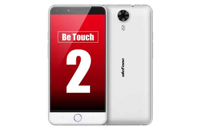 Ulefone Be Touch 2 blanco