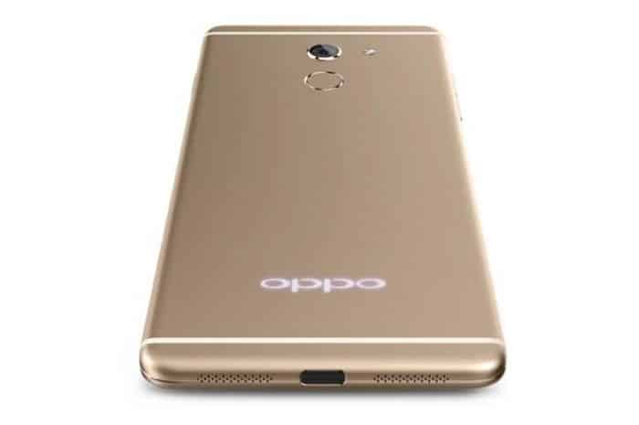 Oppo Find 9 perspectiva