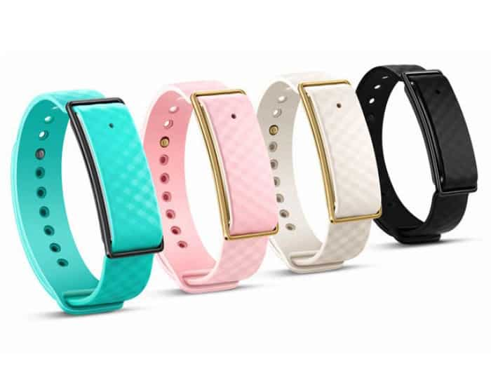 Huawei Honor Band A1 color pastel