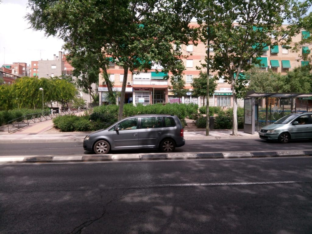 ElePhone P9000 Calle de Vallecas Madrid