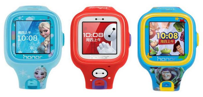 Smartwatches infantiles Huawei