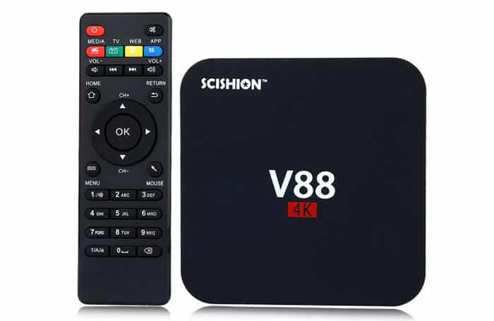 Scishion V88 TV