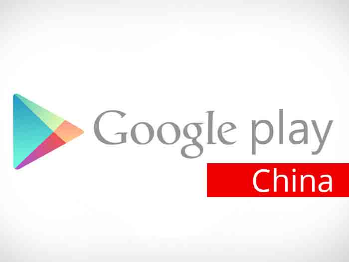 google play china