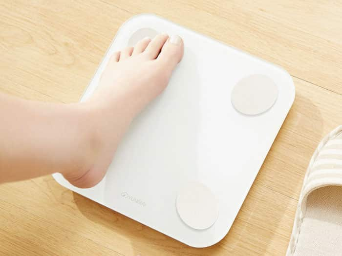 Yunmao Good Light Mini 2 Smart Body Scale