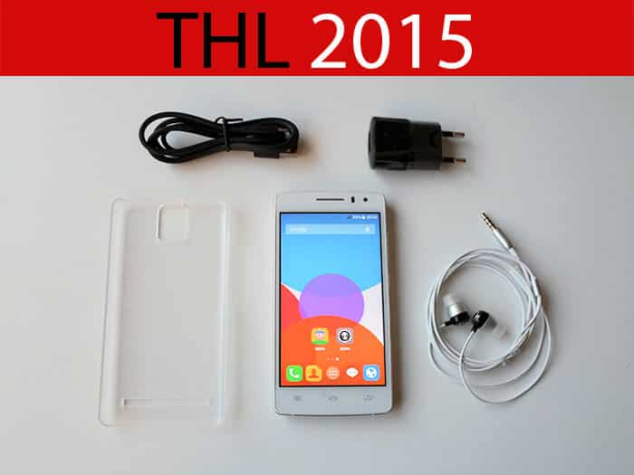THL 2015 Unboxing