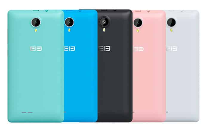 Elephone Trunk colores