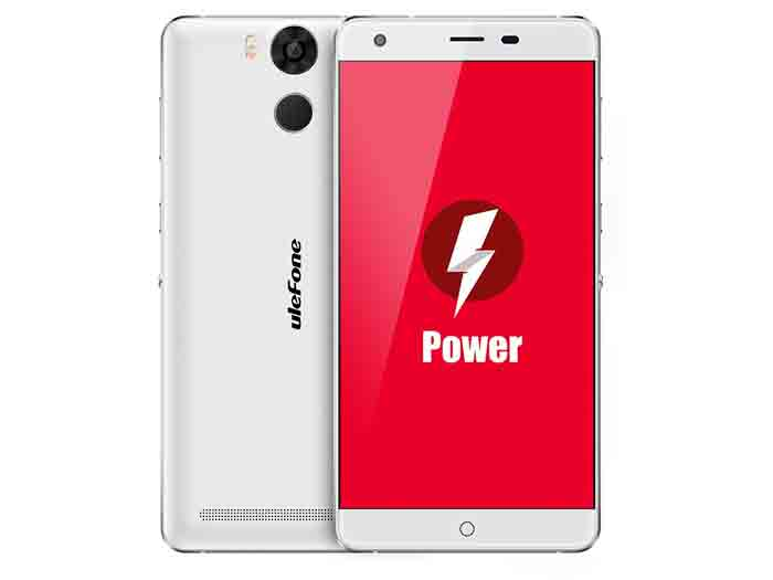 UleFone Power rojo