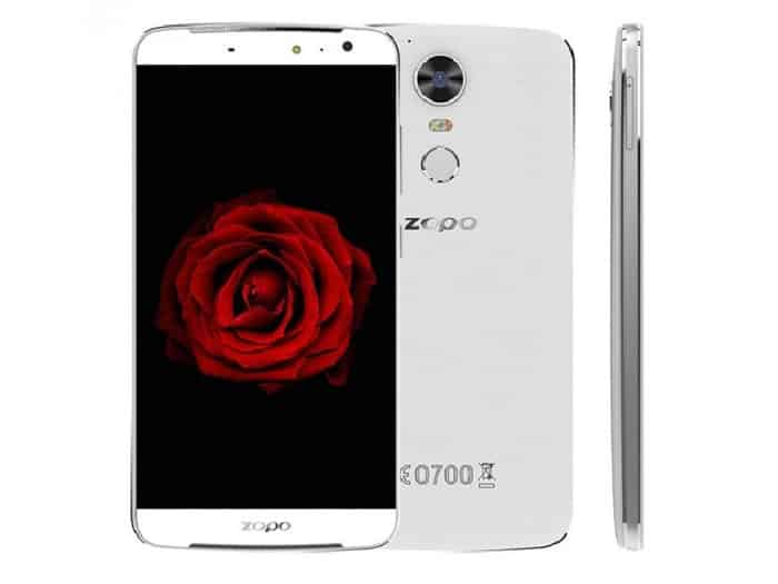 ZOPO Speed 8 blanco
