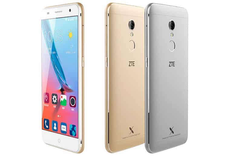 ZTE Small Fresh 4 colores